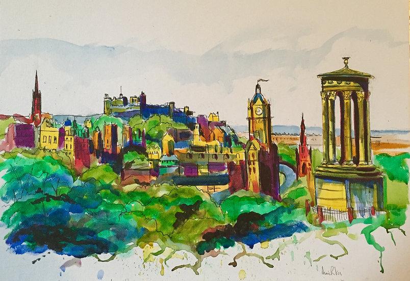 Colour Edinburgh