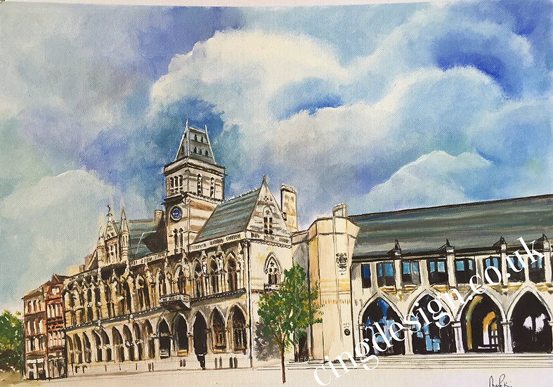 The Guildhall Northampton