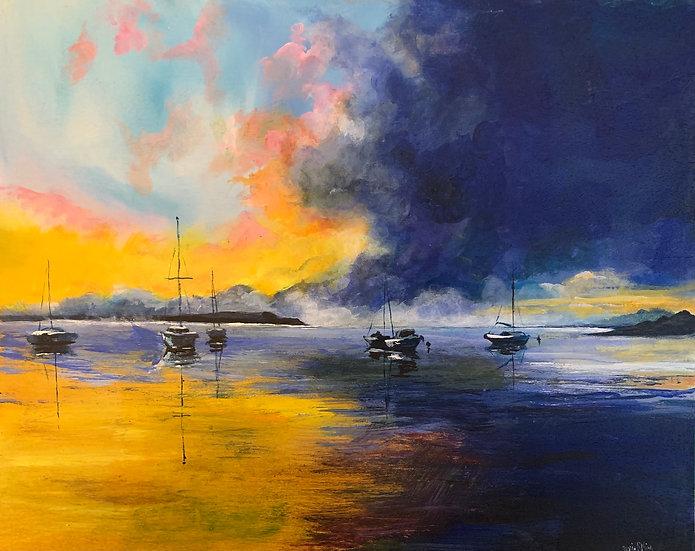 Golden Seas