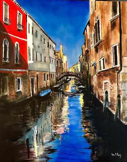Azure Venice