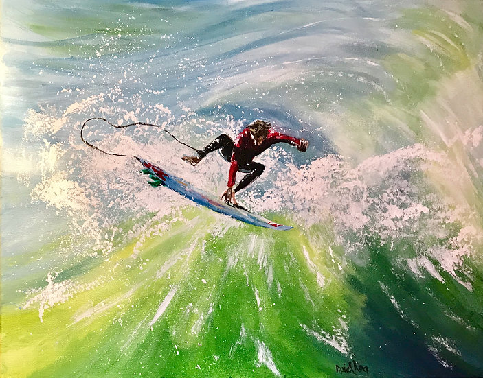 Leaping Surf