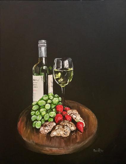 Red Wine Still