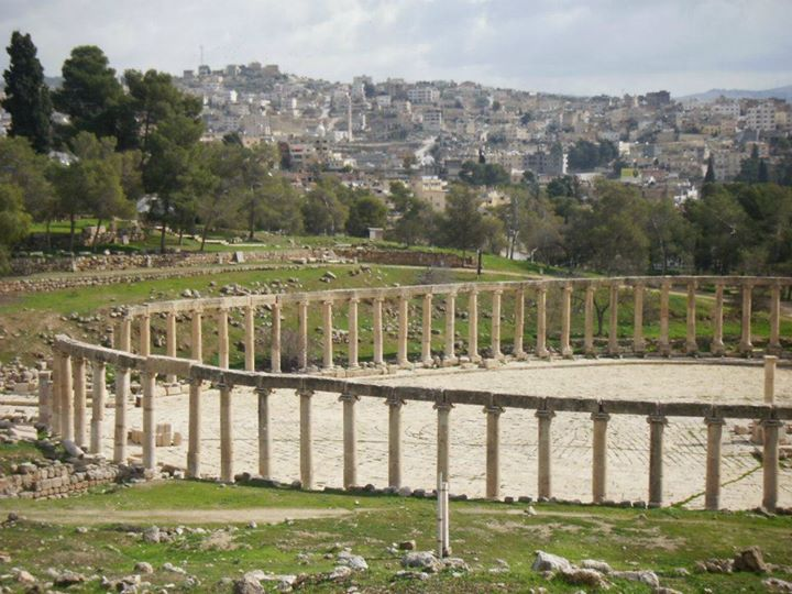 Jerash City Center