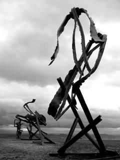 """Monté au Golgotha""2002"