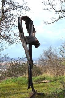 """Vièrge à l'oiseau"" 2012"