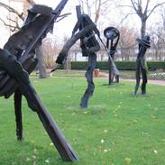 """Les Quatre Evangélistes""2002"