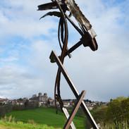 """""""Enlèvement"""" La chaise Dieu 2008"""