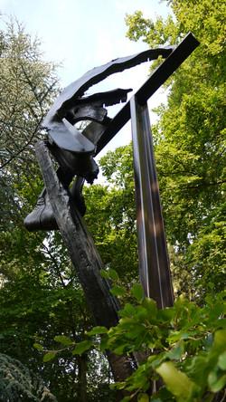 """Crucifixion"" 1995"