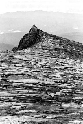 Mt Kinabalu B&W.jpg