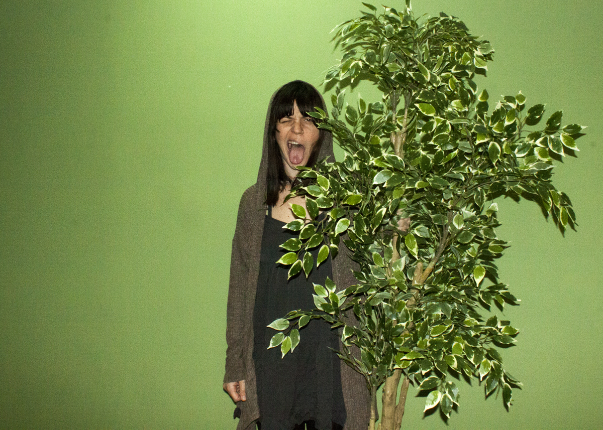 Plastic tree 3