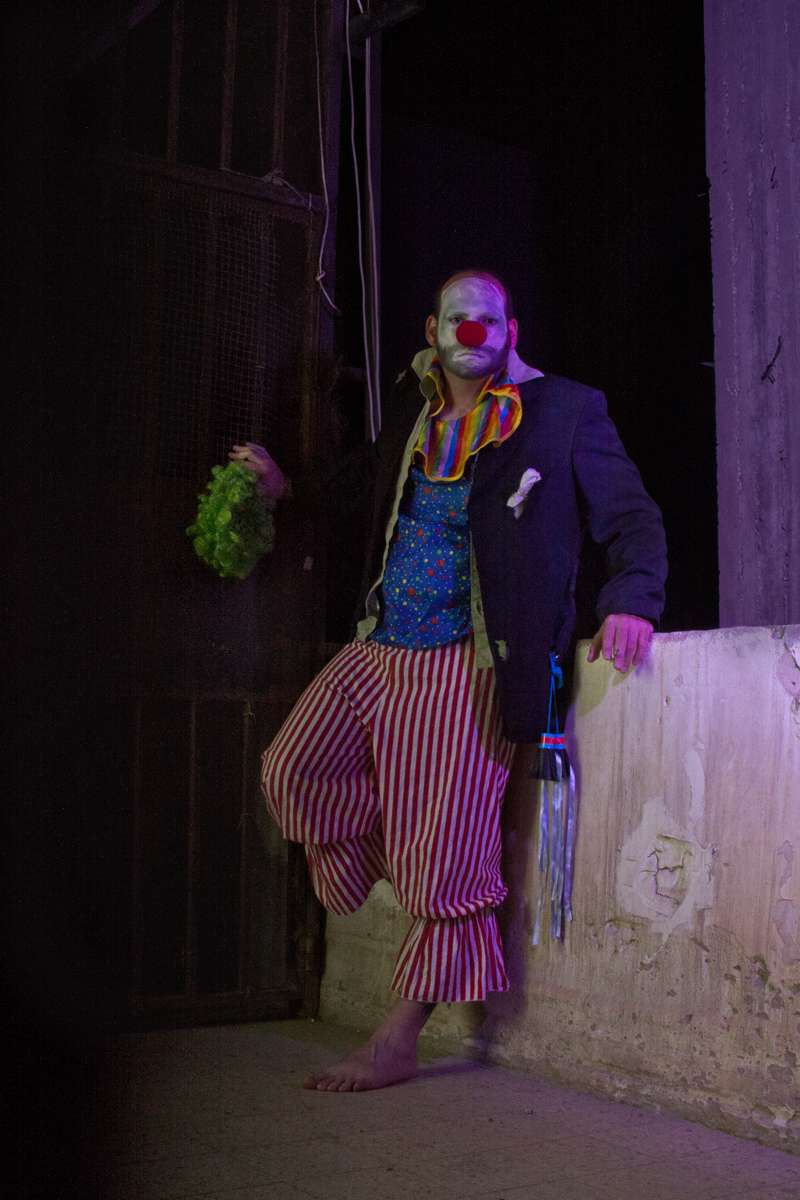 The Purple Clown