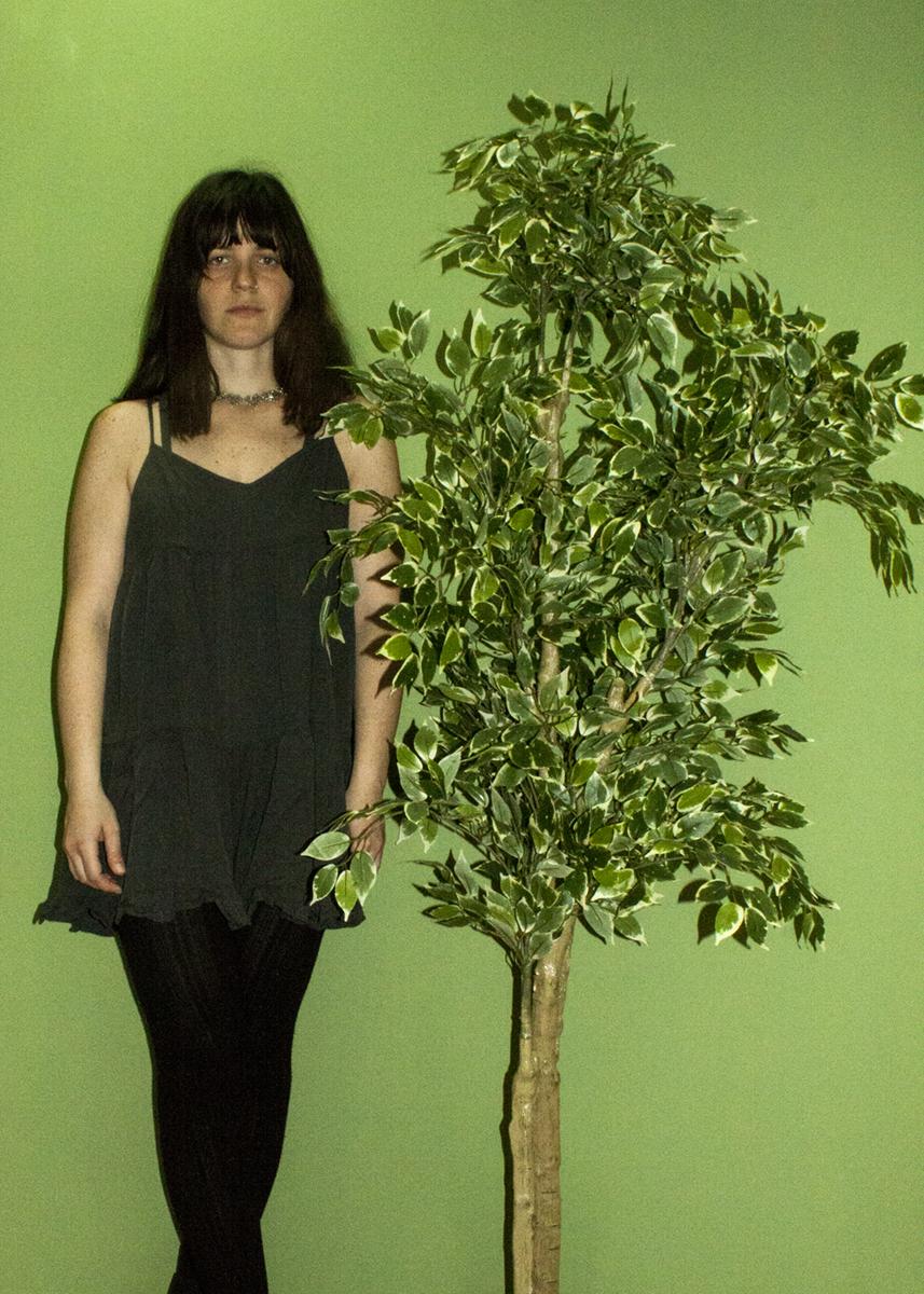 Plastic Tree 1