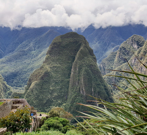#314 utsiktsberget i machu picchu, peru