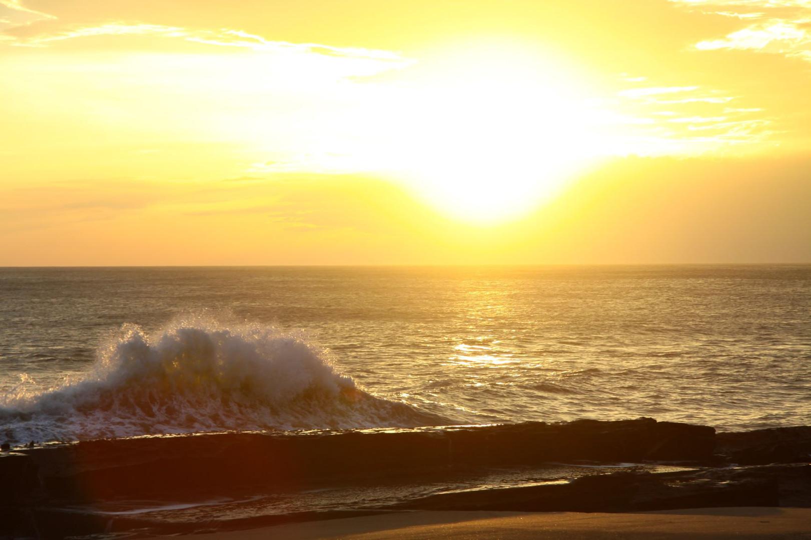 #012 solnedgång över stilla havet, casares, nicaragua