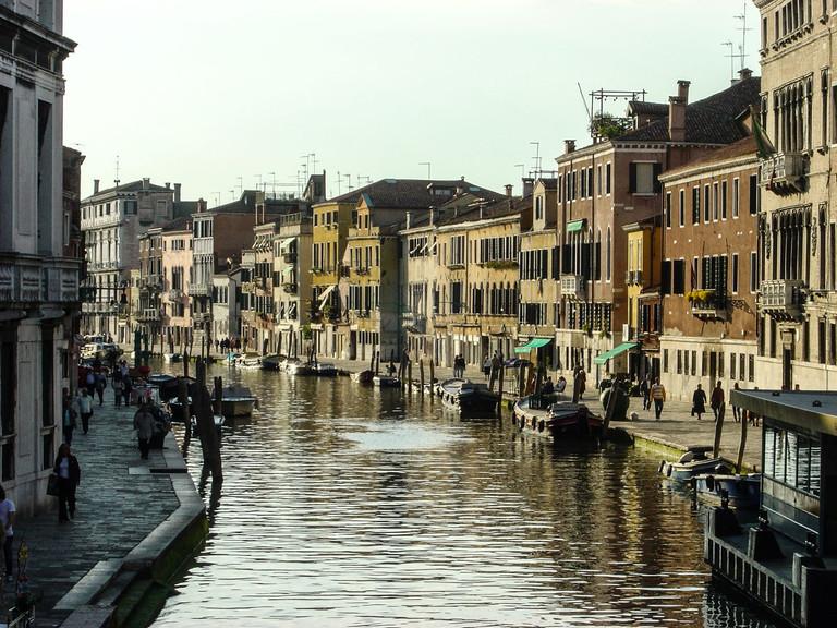 #112 kanalliv i venedig, italien