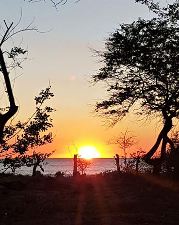 #031 solnedgång i masapa, nicaragua