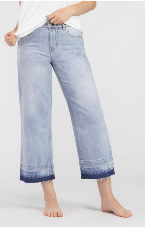 Tribal released hem jean