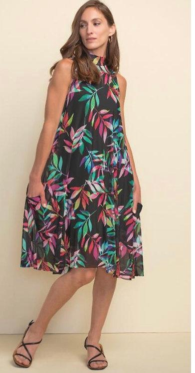 Joseph Ribkoff Printed Swing Dress