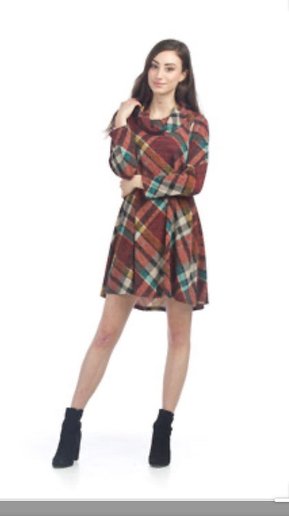 Papillon Tunic/Sweater Dress