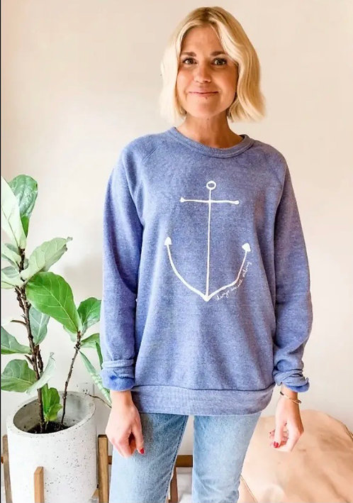 Always Smooth Sailing Fleece