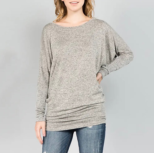 Natural Life Dolman Sleeve Tee