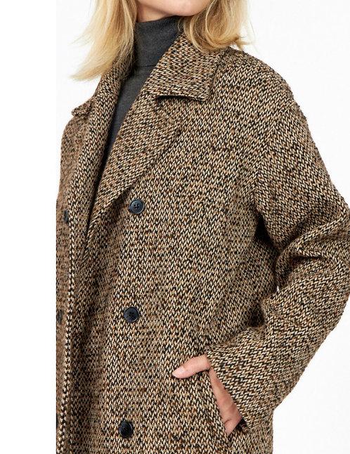 Soya Tweed Coat
