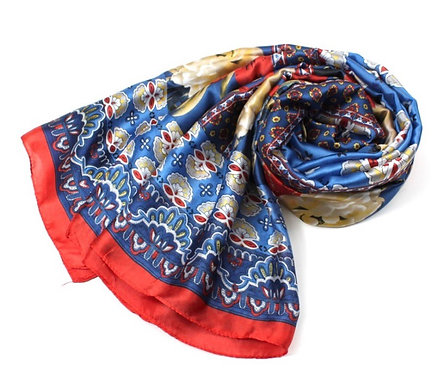 Lily Meadow Scarf