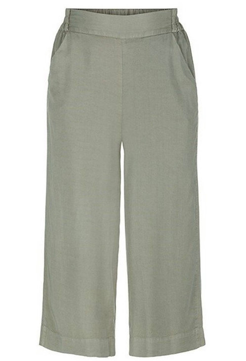 Tribal Pull on Crop Pant