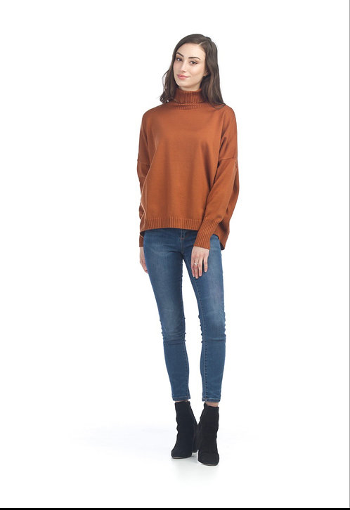 Papillon Turtleneck Sweater