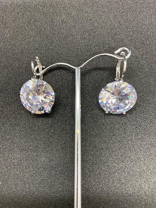 Swarovski Crystal Earrings Large