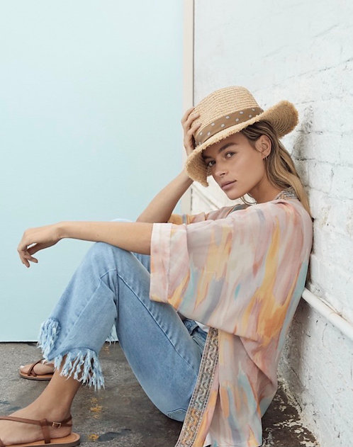 Charlie B Kimono