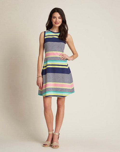 Hatley Sarah Dress Gradient Stripe