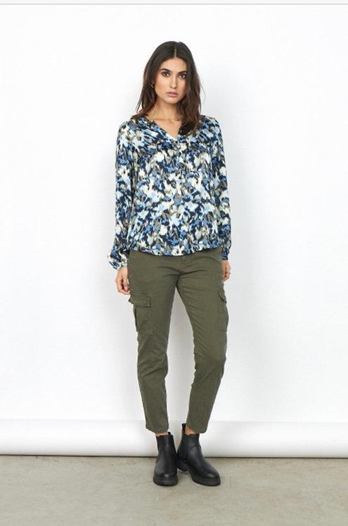 Soya Concept Long Sleeve Blouse