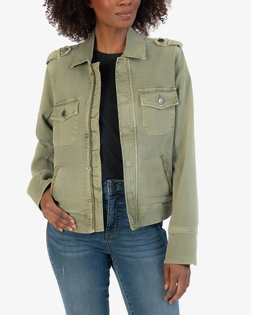 Kut from the Kloth Utility Jacket