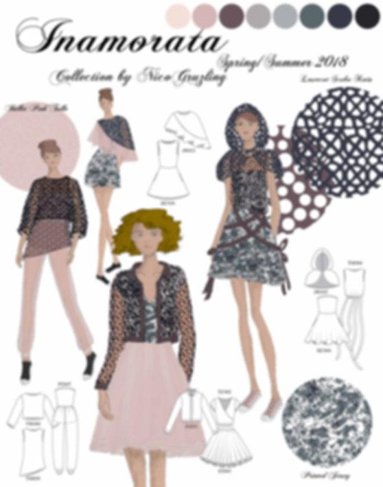 Photoshop Fashion Layout