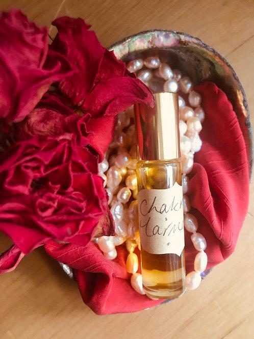 Small Batch chakra Harmony oil 10ml