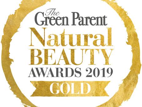 Gold Award for Pregnancy Balm