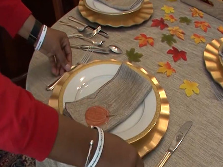 Locals prepare for Thanksgiving holiday