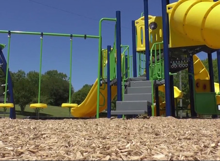 Playgrounds Officially Reopened In Meridian