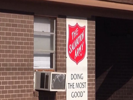 Salvation Army opens cold weather shelter