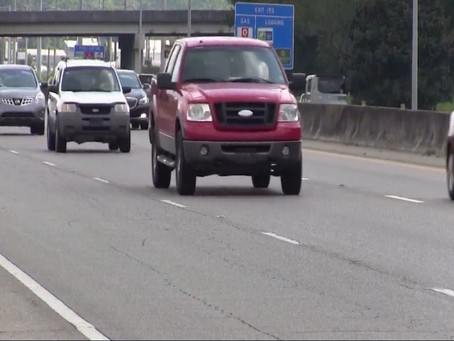 Mississippi Department of Transportation suspends highway construction for Thanksgiving