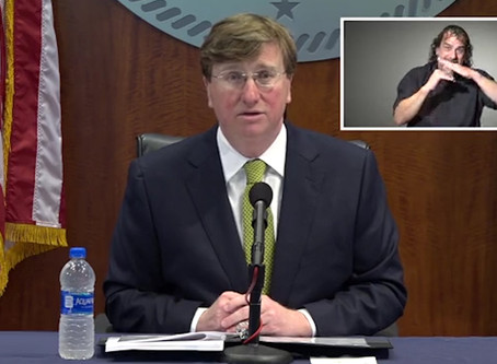 Governor Tate Reeves Announces Additional COVID-19 Measures