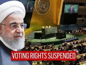 Iran Is Having A Bad Week