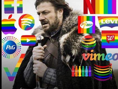 The Dark Side of LGBTQ+