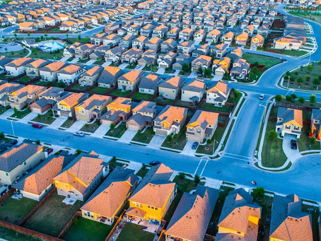 """Blackrock Wants To Turn Suburbia Into """"The Great Reset"""" Nightmare"""