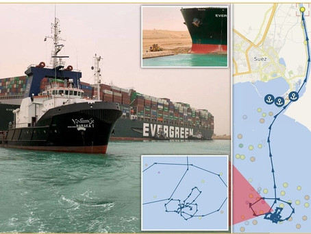 The Container Ship In The Room
