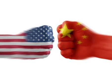 The USA and China Face Off Over Covid19