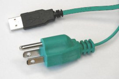 USB grounding cable