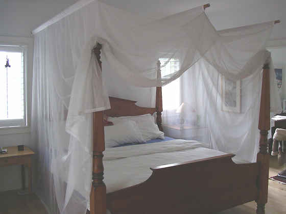 Bed Canopy Swiss Shield Daylite