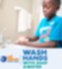 Ministry of Health Washin Hands Campaign